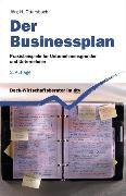 Cover-Bild zu Der Businessplan von Ottersbach, Jörg H.