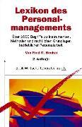 Cover-Bild zu Lexikon des Personalmanagements von Becker, Fred G.