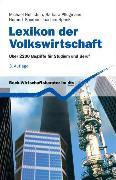 Cover-Bild zu Lexikon der Volkswirtschaft von Hohlstein, Michael