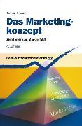Cover-Bild zu Das Marketingkonzept von Becker, Jochen