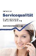 Cover-Bild zu Servicequalität von Bruhn, Manfred