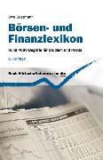 Cover-Bild zu Börsen- und Finanzlexikon von Bestmann, Uwe
