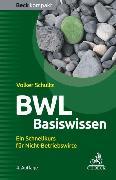 Cover-Bild zu BWL Basiswissen (eBook) von Schultz, Volker