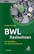 Cover-Bild zu BWL Basiswissen von Schultz, Volker