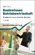 Cover-Bild zu Basiswissen Betriebswirtschaft (eBook) von Schultz, Volker