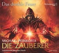 Cover-Bild zu Die Zauberer 3. Das dunkle Feuer