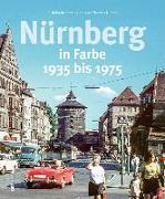 Cover-Bild zu Bach-Damaskinos, Ruth: Nürnberg in Farbe