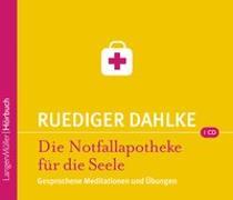 Cover-Bild zu Die Notfallapotheke für die Seele (CD)