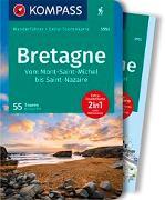 Cover-Bild zu KOMPASS Wanderführer Bretagne, vom Mont-Saint-Michel bis Saint-Nazaire