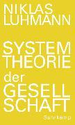 Cover-Bild zu Systemtheorie der Gesellschaft