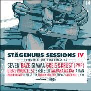 Cover-Bild zu Stägehuus Sessions Vol. 4