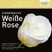 Cover-Bild zu Weiße Rose