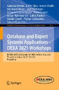 Cover-Bild zu Kotsis, Gabriele (Hrsg.): Database and Expert Systems Applications - DEXA 2021 Workshops