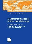 Cover-Bild zu Bergner, Volker (Zus. mit): Managementhandbuch Mittel- und Osteuropa (eBook)