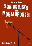 Cover-Bild zu Lukas, Clint: Schindluder und Moralapostel (eBook)