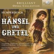Cover-Bild zu Opera Collection. Hänsel und Gretel