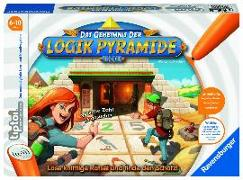 Cover-Bild zu Das Geheimnis der Logik-Pyramide
