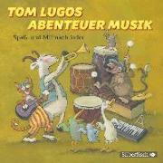Cover-Bild zu Tom Lugos Abenteuer Musik