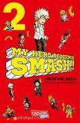Cover-Bild zu Horikoshi, Kohei: My Hero Academia Smash 2