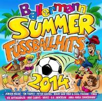 Cover-Bild zu Ballermann Summer - Fussball Hits 2014