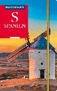 Cover-Bild zu Baedeker Reiseführer Spanien