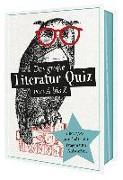 Cover-Bild zu Das grosse Literaturquiz von A bis Z