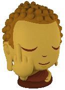 Cover-Bild zu Am Arsch vorbei - der Knautsch-Buddha für mehr Entspannung