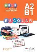 Cover-Bild zu DELE escolar. A2/B1 - Übungsbuch