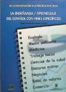 Cover-Bild zu La enseñanza/aprendizaje del español