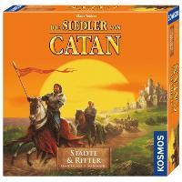 Cover-Bild zu Die Siedler von Catan - Städte und Ritter. Erweiterung