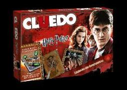 Cover-Bild zu Cluedo Harry Potter Collector's Edition