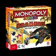 Cover-Bild zu Monopoly Junior Dragons, Collectors Edition