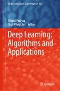 Cover-Bild zu Pedrycz, Witold (Hrsg.): Deep Learning: Algorithms and Applications (eBook)