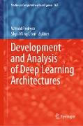 Cover-Bild zu Pedrycz, Witold (Hrsg.): Development and Analysis of Deep Learning Architectures (eBook)