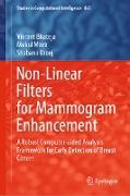 Cover-Bild zu Bhateja, Vikrant: Non-Linear Filters for Mammogram Enhancement (eBook)