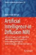 Cover-Bild zu Shehab, Mohammad: Artificial Intelligence in Diffusion MRI (eBook)
