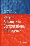 Cover-Bild zu Kumar, Raman (Hrsg.): Recent Advances in Computational Intelligence (eBook)