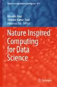 Cover-Bild zu Rout, Minakhi (Hrsg.): Nature Inspired Computing for Data Science (eBook)