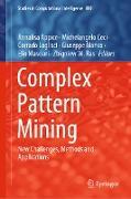 Cover-Bild zu Appice, Annalisa (Hrsg.): Complex Pattern Mining (eBook)