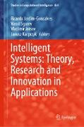 Cover-Bild zu Jardim-Goncalves, Ricardo (Hrsg.): Intelligent Systems: Theory, Research and Innovation in Applications (eBook)