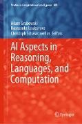 Cover-Bild zu Grabowski, Adam (Hrsg.): AI Aspects in Reasoning, Languages, and Computation (eBook)