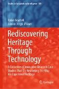 Cover-Bild zu Seychell, Dylan (Hrsg.): Rediscovering Heritage Through Technology (eBook)