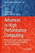 Cover-Bild zu Dimov, Ivan (Hrsg.): Advances in High Performance Computing (eBook)