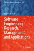 Cover-Bild zu Lee, Roger (Hrsg.): Software Engineering Research, Management and Applications (eBook)