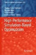 Cover-Bild zu Bartz-Beielstein, Thomas (Hrsg.): High-Performance Simulation-Based Optimization (eBook)
