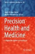 Cover-Bild zu Shaban-Nejad, Arash (Hrsg.): Precision Health and Medicine (eBook)