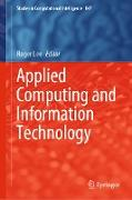 Cover-Bild zu Lee, Roger (Hrsg.): Applied Computing and Information Technology (eBook)