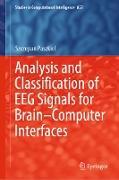 Cover-Bild zu Paszkiel, Szczepan: Analysis and Classification of EEG Signals for Brain-Computer Interfaces (eBook)