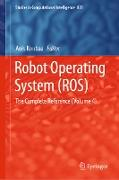 Cover-Bild zu Koubaa, Anis (Hrsg.): Robot Operating System (ROS) (eBook)