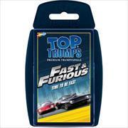 Cover-Bild zu Top Trumps - Fast & Furious